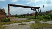 Срочно продам Козловой кран ККТ-5 по цене металлолома.