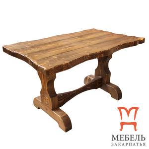 Деревянные столы под старину,  Стол Хвилька
