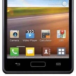 LG P705 Optimus L7 (Black)