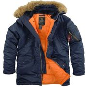 Американские куртки Аляска